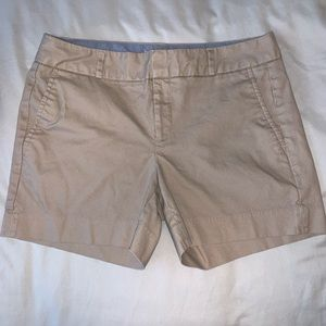 Banana republic Hampton fit khaki short